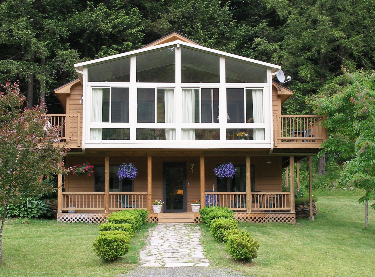 Gable Style Sunroom by Betterliving Patio & Sunrooms of ...