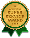 Angie's List - Super Service Award